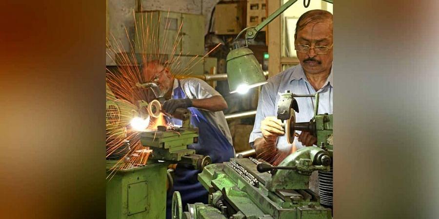 Automobile spare parts manufacturing