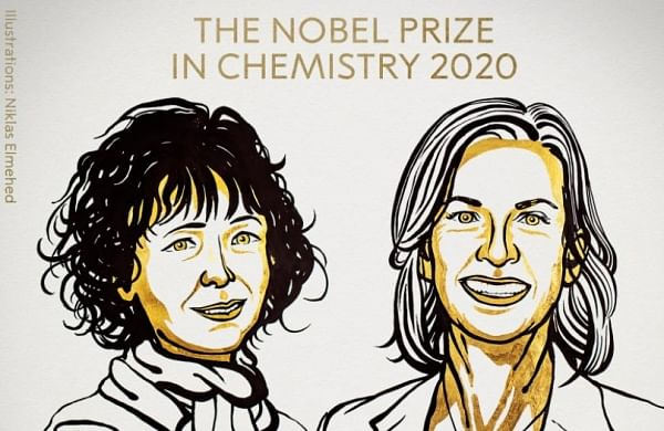 2020 Chemistry Nobel Goes To USA-Telugu Breaking News