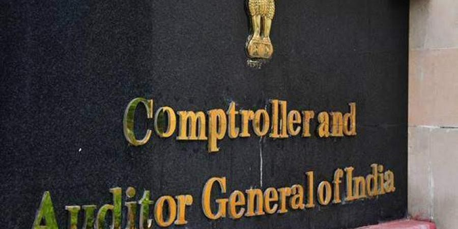 Comptroller and Auditor General of India building for representational purposes. (Photo | PTI)