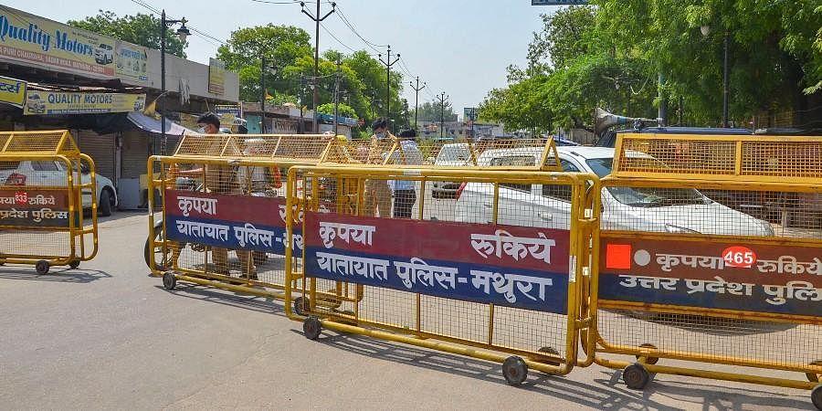 Uttar Pradesh lockdown
