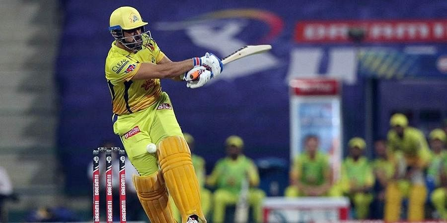 Needing 78 runs in the last 10 overs, the CSK duo departed for addition of just two runs, while Mahendra Singh Dhoni, coming out to bat at No.4, got out for 11.