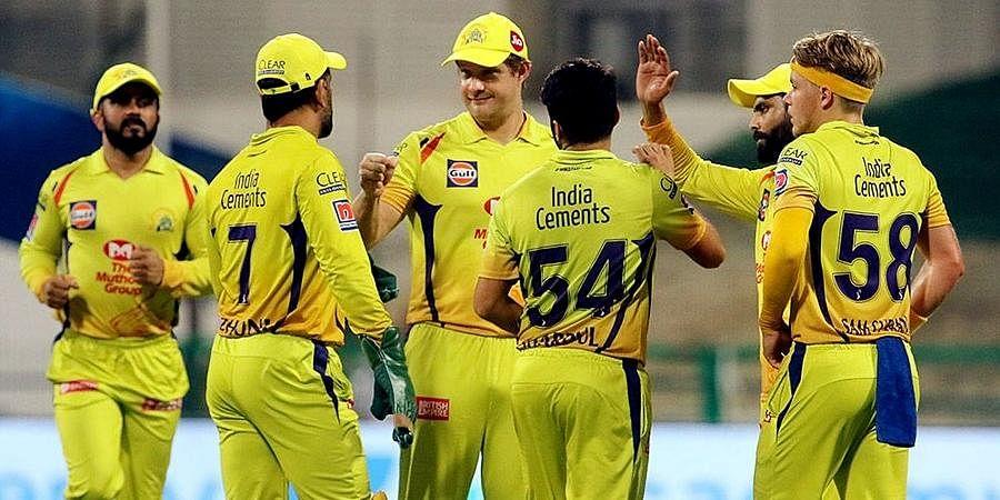 Chennai Super Kings CSK
