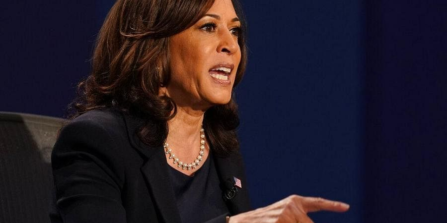 Outrage As Senator Mispronounces Kamala Harris Name Supporters Launch Online Campaign The New Indian Express