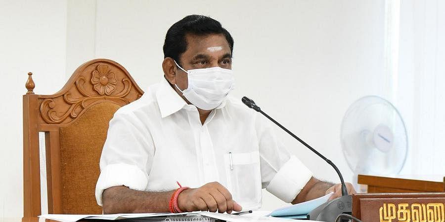 Tamil Nadu CM Edappadi K Palaniswami