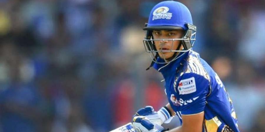 Mumbai Indians batsman Ishan Kishan