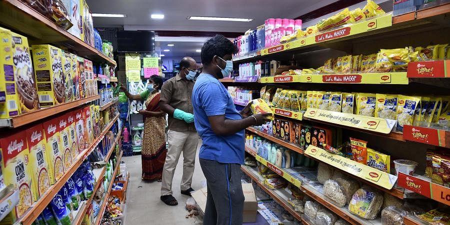 Food, retail, inflation, food price