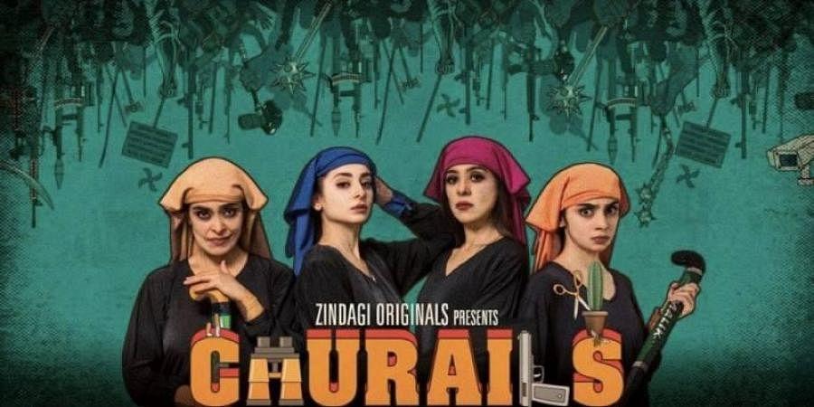 'Churails' poster