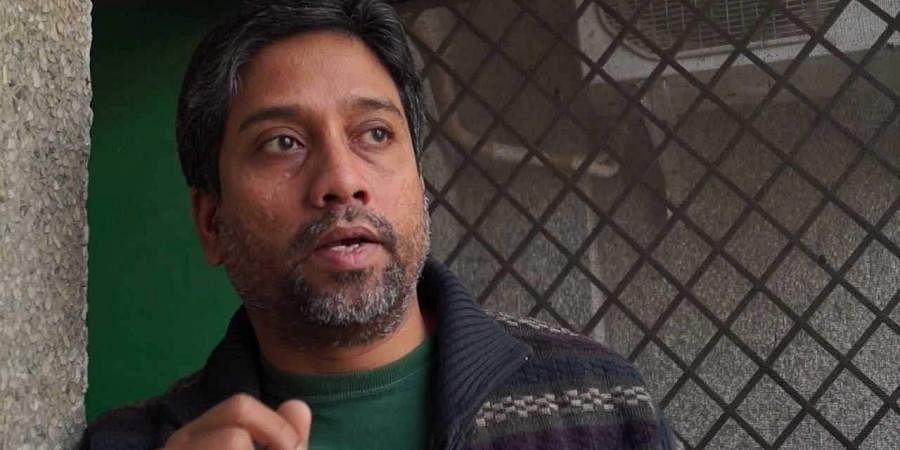 Delhi University Professor Hany Babu