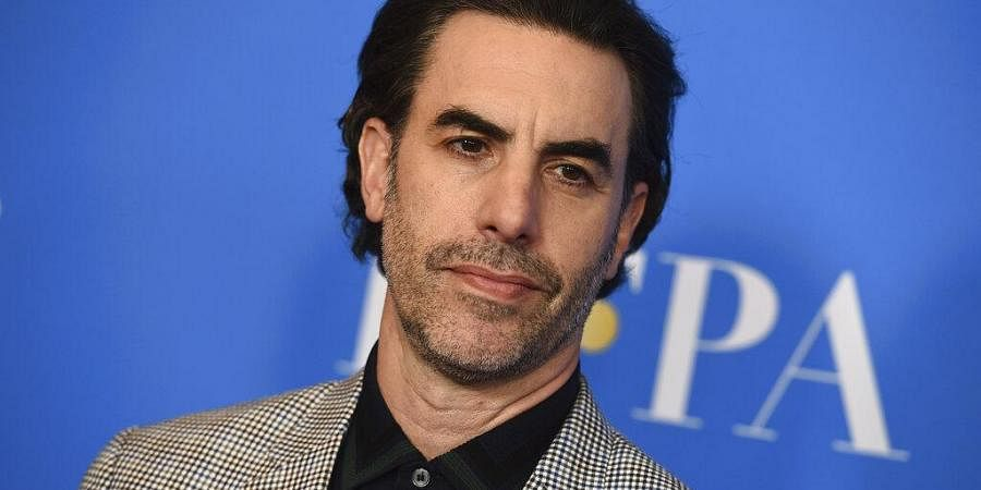 Hollywood actor Sacha Baron Cohen (Photo | AP)
