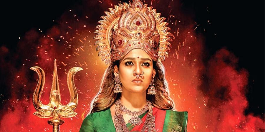 MOOKUTHI AMMAN: The Tamil devotional drama stars Nayanthara and RJ Balaji. It revolves around fake godmen, and how people fall for them. The film will release on Disney+ Hotstar on November 14.