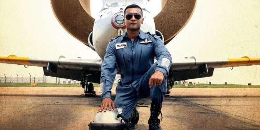SOORARAI POTTRU: The film, starring Tamil superstar Suriya, takes inspiration from a true story. It is a fictionalised account of the life of retired Army Captain GR Gopinath, who founded the low cost airline, Air Deccan. The film also stars Mohan Babu, Paresh Rawal and Aparna Balamurali. 'Soorarai Pottru' is produced by Guneet Monga and will premiere on Amazon Prime Video on November 12.