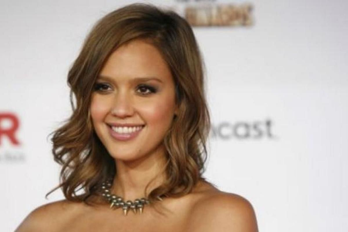 Important For Men To See That Women Aren T Just One Note Jessica Alba The New Indian Express