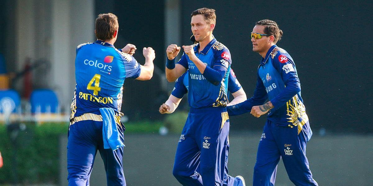 Mumbai Indians pacer Trent Boult