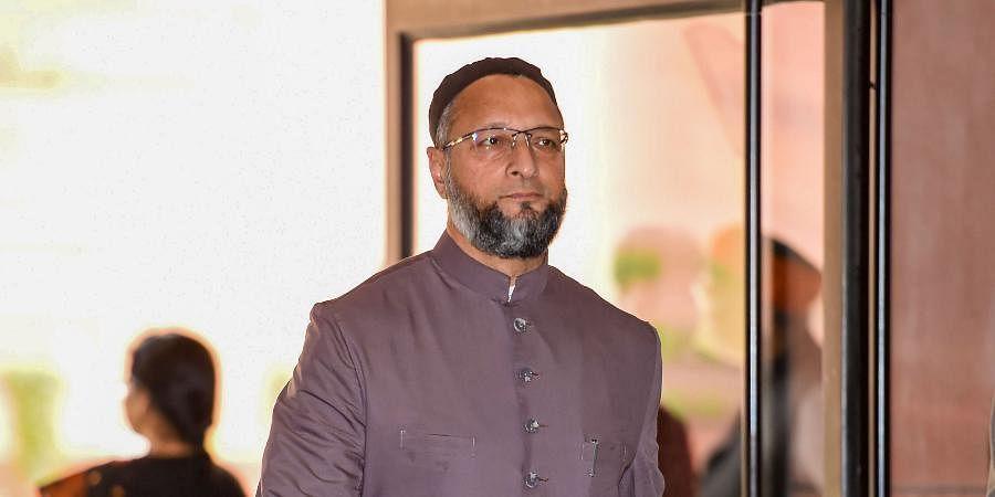 AIMIM president Asaduddin Owaisi