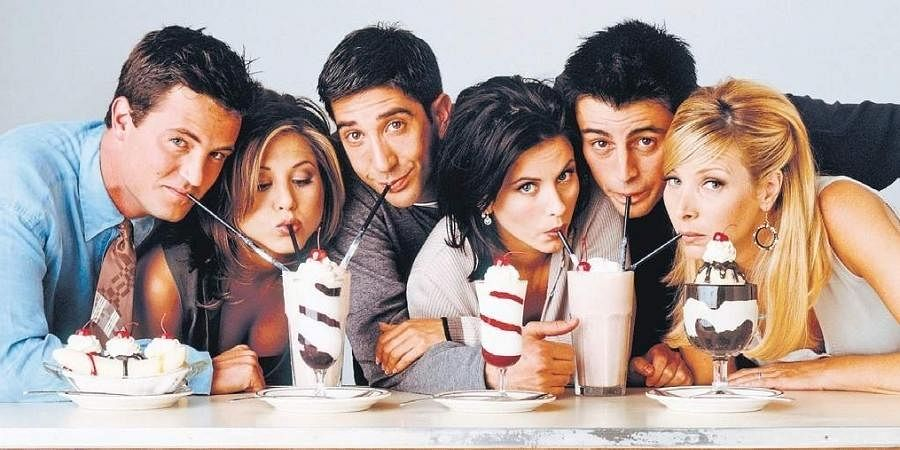 'Friends' official reunion on the cards? Yes it is.