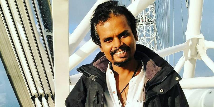 Bollywood actor Nalneesh Neel