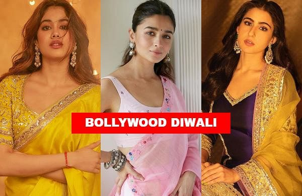 From Katrina Kaif toPriyanka Chopra, the queens of Bollywood set the internet on fire with their sizzling Diwali pics.