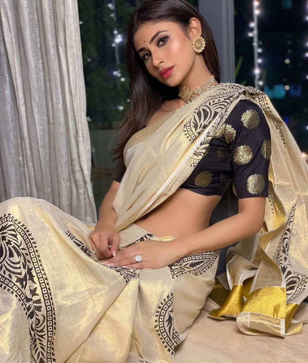 Bollywood actress Mouni Roy