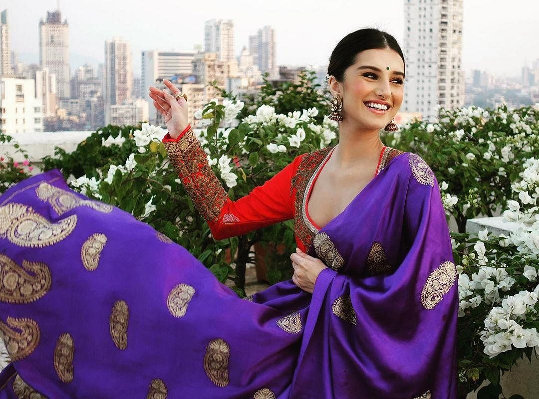 Bollywood actress Tara Sutaria