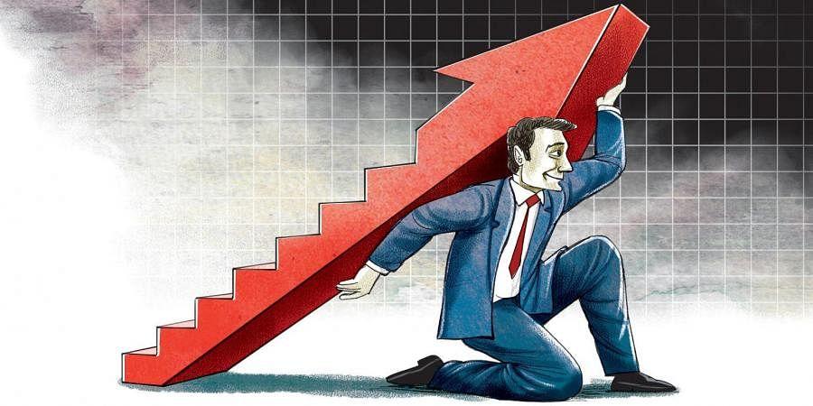 Company, growth, economy, economic growth