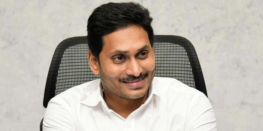 Andhra Pradesh CM YS Jagan Mohan Reddy (Photo| EPS)