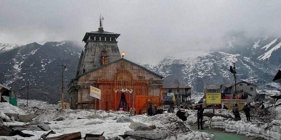 Badrinath-Kedarnath Temple