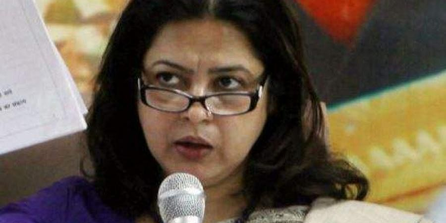 Chairperson of the parliamentary panel Meenakshi Lekhi