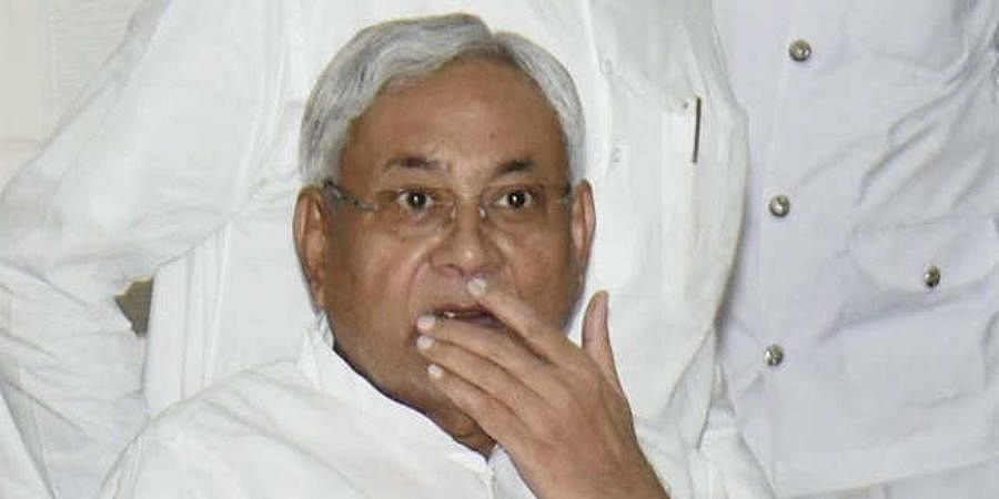 Bihar CMNitish Kumar