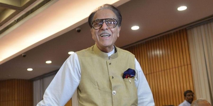 Former Union Minister Saifuddin Soz