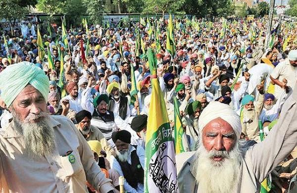 Haryana seals borders with Punjab, deploys cops to foil farmers' 'Delhi Chalo' march