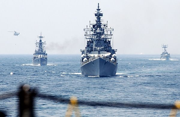 Indian Navy seizes narcotics worth Rs 3,000 cr from fishing vessel in Arabian Sea