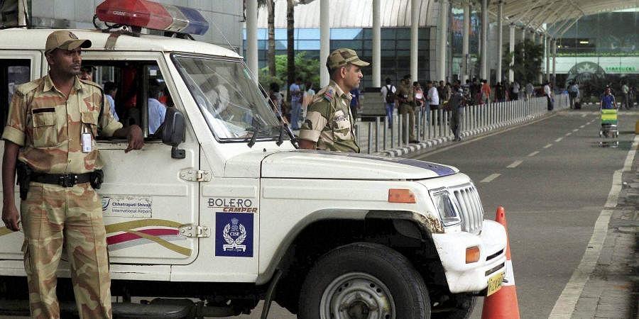 Mumbai airport security