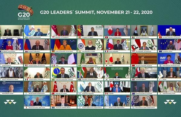 G20 leaders vow to ensure affordable, equitable access to COVID-19 diagnostics, vaccines