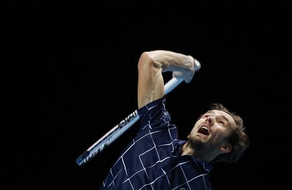 It'll be Thiem-Medvedev, not Djokovic-Nadal, at ATP Finals
