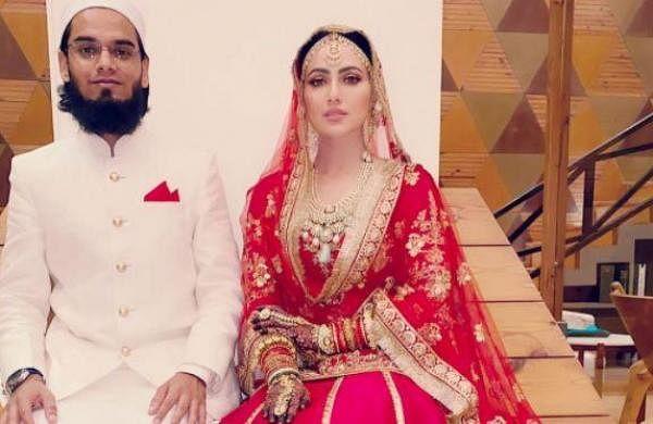 'Jai Ho' actress Sana Khan gets married a month after quitting showbiz