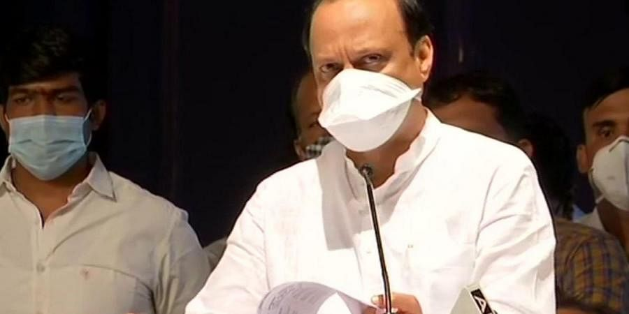 Maharashtra Deputy CM Ajit Pawar