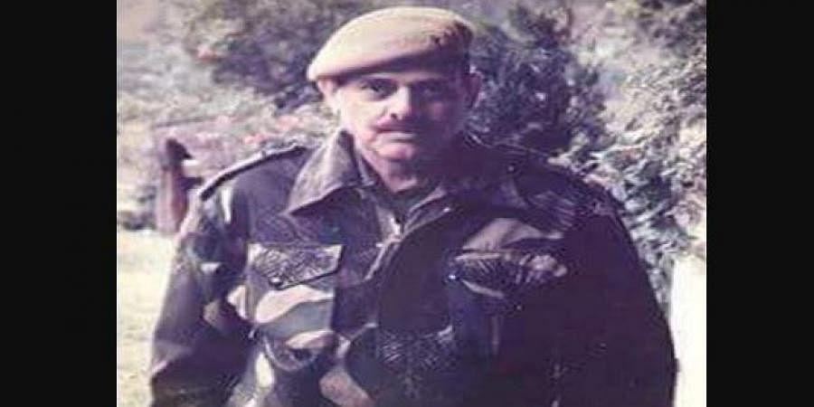 Maj General (Retd) R N Chibber