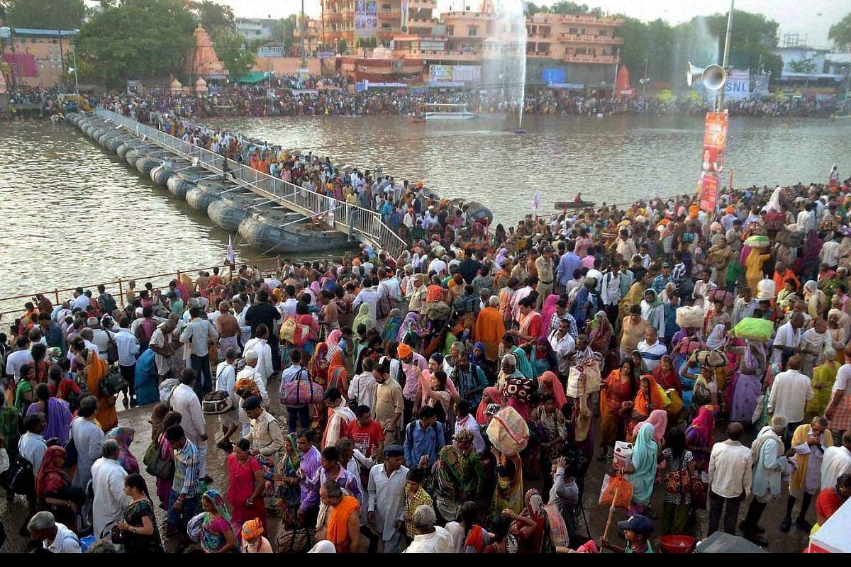 Despite COVID challenges, Kumbh Mela will be held in Haridwar: Uttarakhand  CM- The New Indian Express
