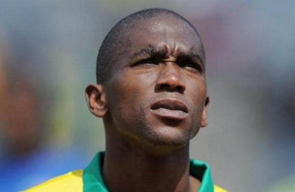 Anele Ngcongca Who Played 2010 World Cup For South Africa Dies In Car Crash The New Indian Express