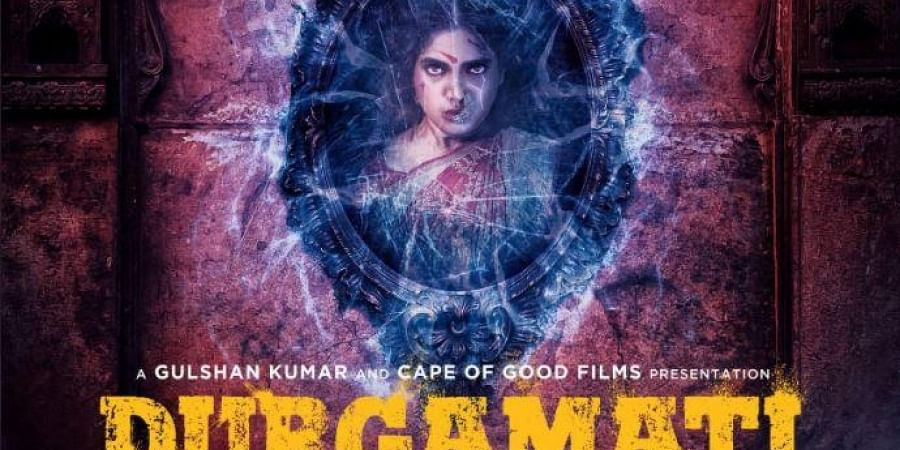 New poster of 'Durgamati'
