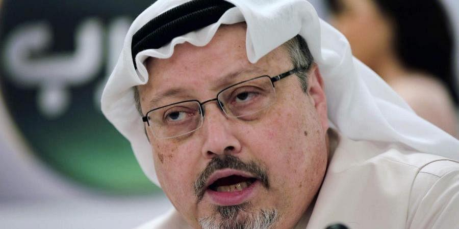 Slain Saudi journalist Jamal Khashoggi