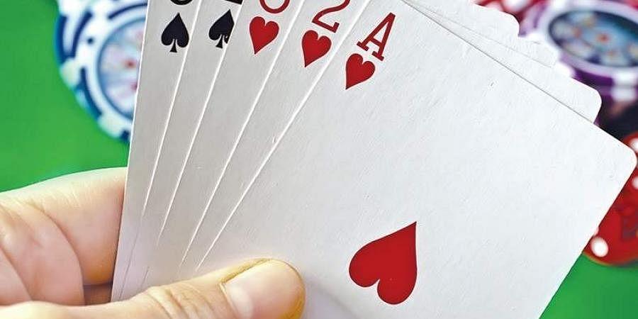 cards, gambling