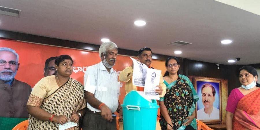 Senior BJP leaderMuralidhar Rao