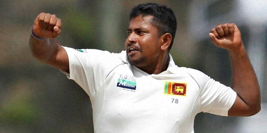 Sri Lanka cricketer Rangana Herath