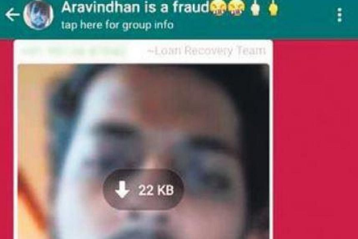 Bullied online by money-lending app company, Chennai man kills self- The  New Indian Express