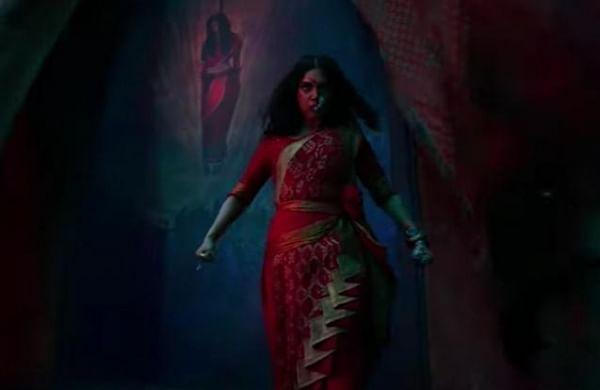 Bhumi Pednekar shares gripping trailer of horror-filled 'Durgamati'