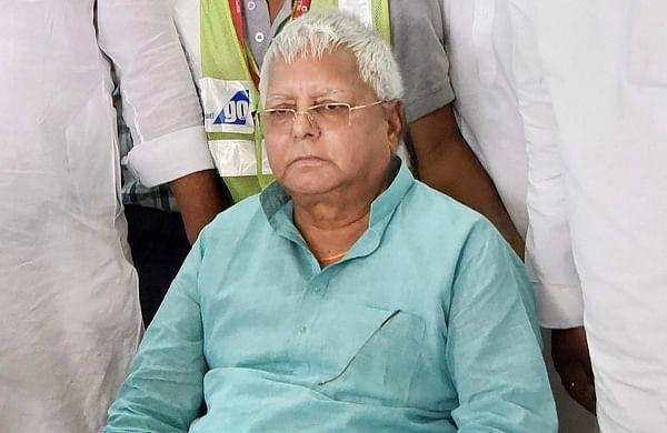 CBI opposes Lalu Prasad's bail in Dumka treasury case