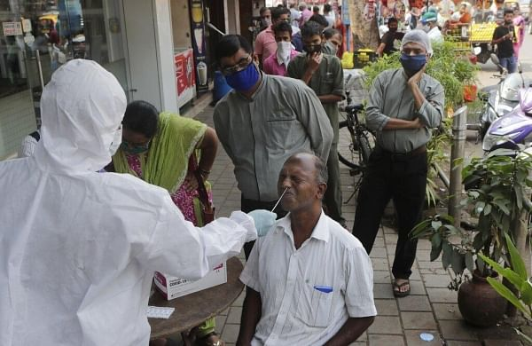 India's COVID-19 caseload goes past 92 lakh; number of active infections increases by 6,079