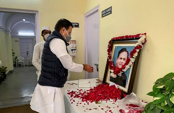Ahmed Patel to be laid to rest at native place in Gujarat