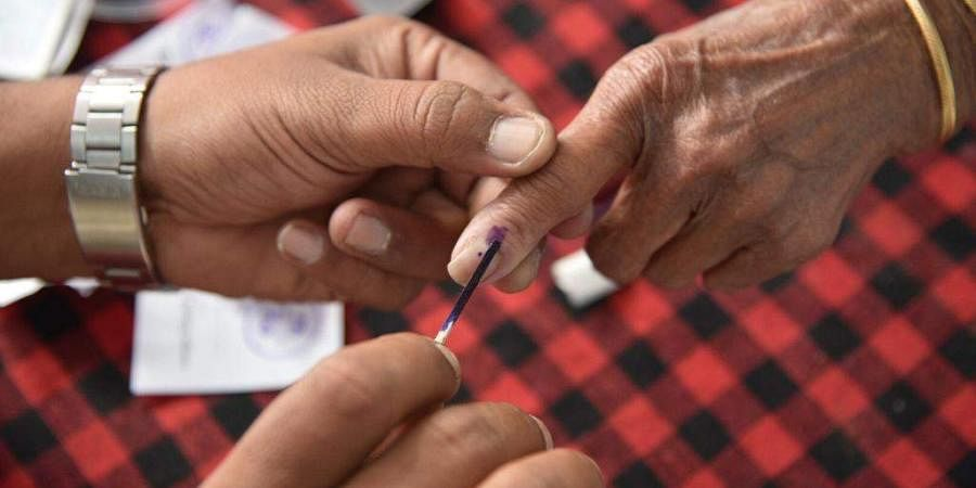 Assembly elections, Vote